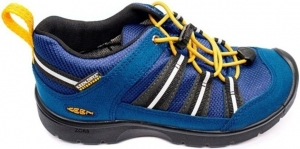 Keen HIKEPORT 2 LOW WP Jr blue nights/sunflower Velikost: 38